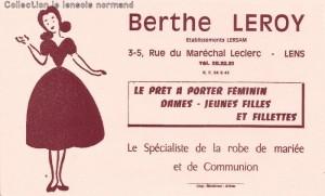 berthe leroy