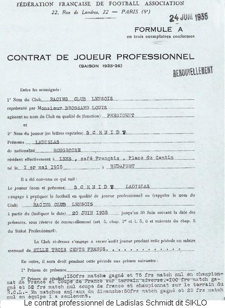 contrat Siklo